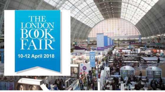 Making the Most of the London Book Fair – A Writer's View
